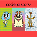 code a story link