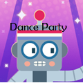 Dance Party Coding link